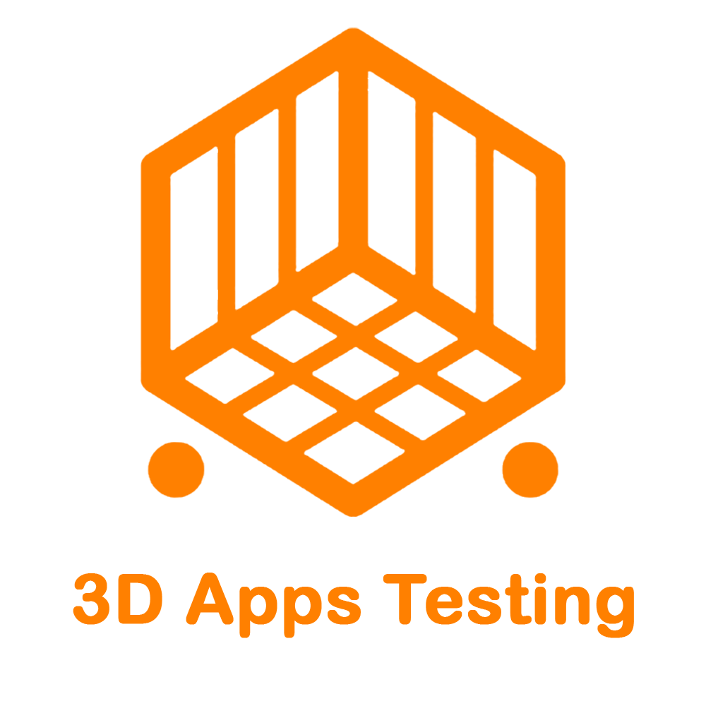 3D Application Testing