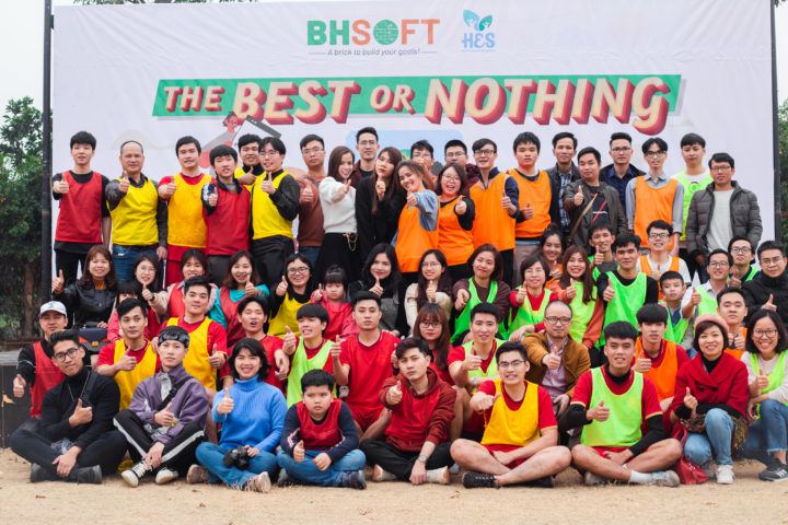 BHSOFT year end party 2020
